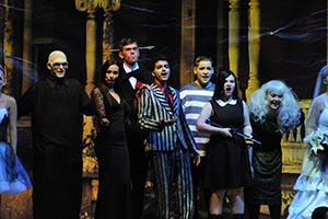 Addams Family Show Photo 1