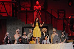 Addams Family Show Photo 4