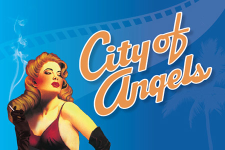 City of Angels show logo